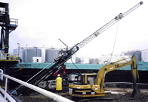 jet grouting, geotechnical construction, environmental remediation