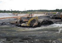soil stabilization, coal fly ash stabilization
